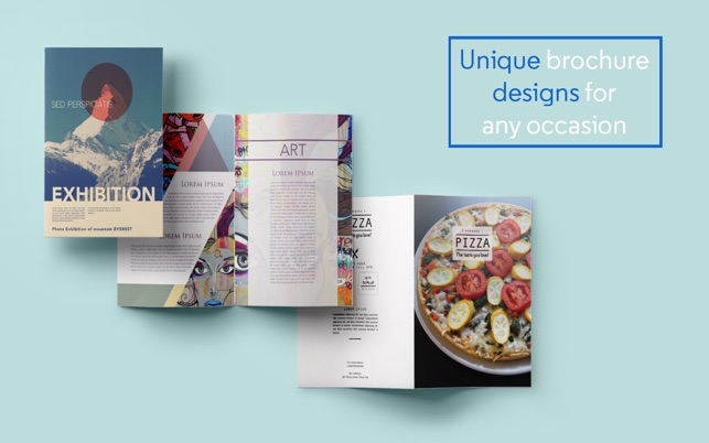 Brochure Templates For MS Word On The Mac App Store - Brochure templates mac