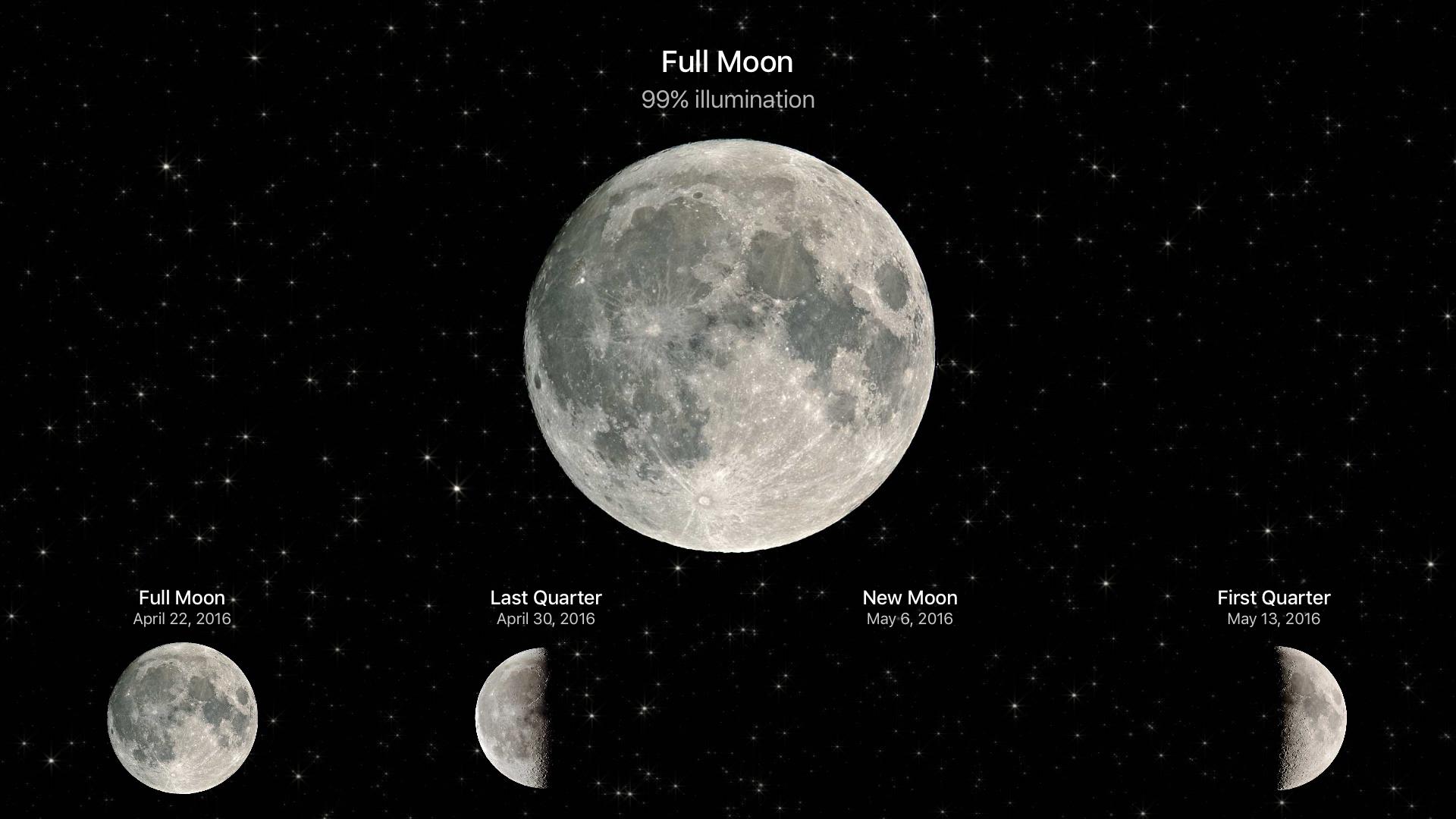 My Moon Phase Pro - Alerts screenshot 6