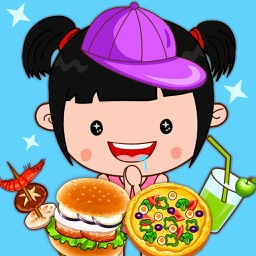 Kids Cooking Games - Barbecue, Juice, Hamburger, Pizza