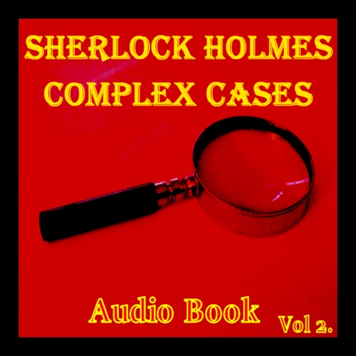 Sherlock Holmes - Complex Cases Vol 2 (Audio Book) icon