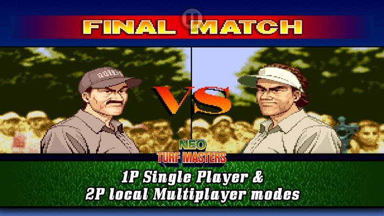 NEO TURF MASTERS screenshot-3