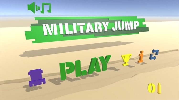 Military Jump: Army Jumping Game screenshot-4