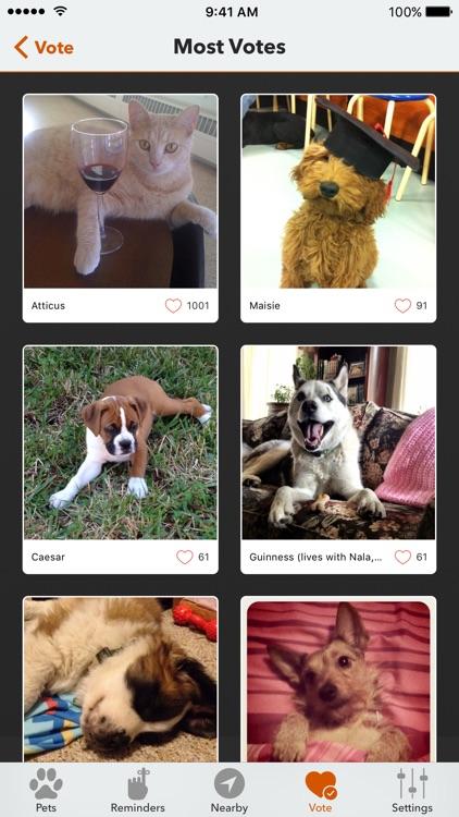 PetFetch - Pet Organizer screenshot-4