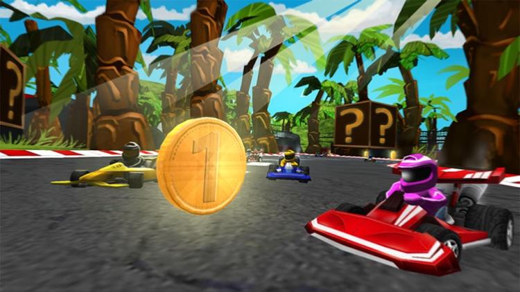 Bomber Kart Racing!