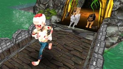 Zombie Evil Rush screenshot two