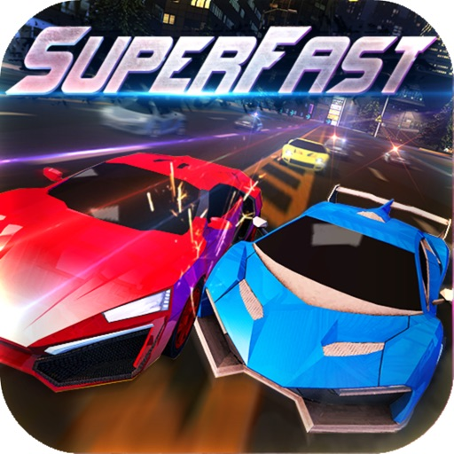 Super Fast Car Street Racing New Edition