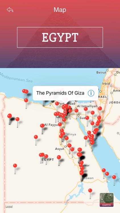 Tourism Egypt screenshot-3