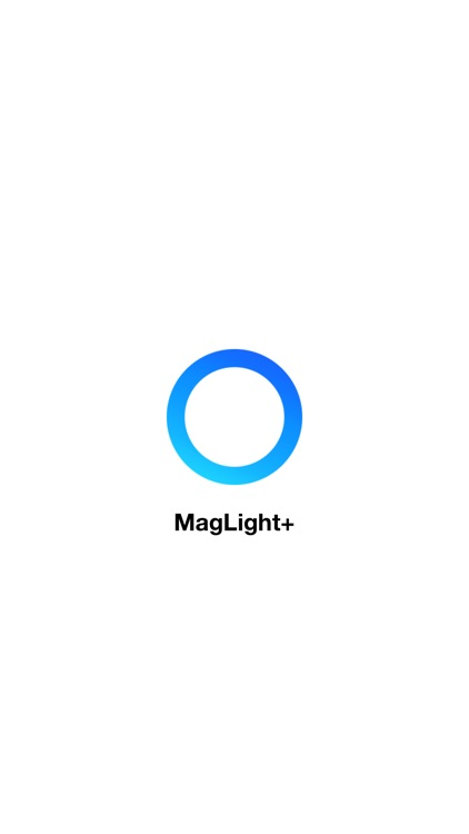 MagLight+  Magnifying Glass with Light