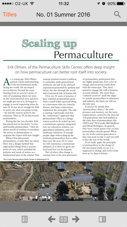Permaculture, North America screenshot-4