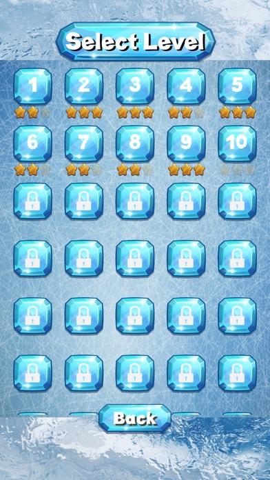 アイスブロックパズル screenshot1