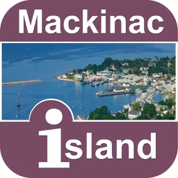 Mackinac Island Offline Map Travel  Guide