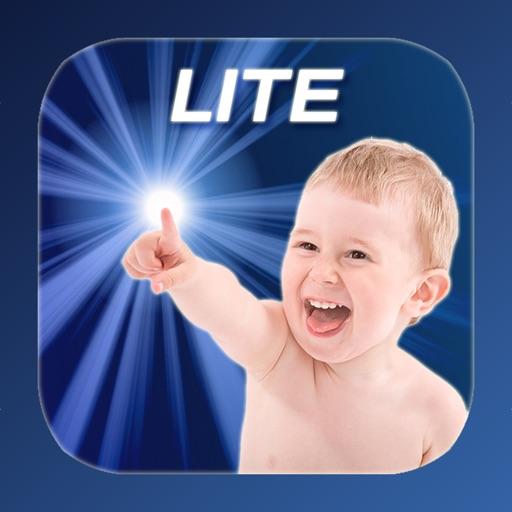 Sound Touch Lite - Free educational animals vocabulary flashcards game app for preschool & kindergarten