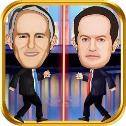 Political Game - Malcolm vs Bill - Liberal vs Labor - Australian Politics Showdown