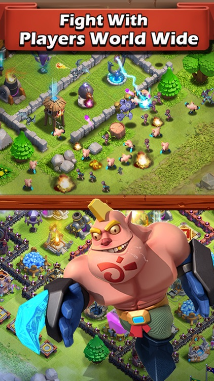 Dictator Clash : build royal castle and magic tower, defense kingdom frontier, challenge evil army