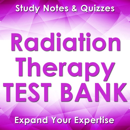 Radiation Therapy Exam Review : 2700 Study Notes, Quiz & Concepts Explained