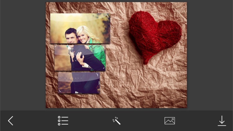3D Heart Photo Frame - Amazing Picture Frames & Photo Editor by ...