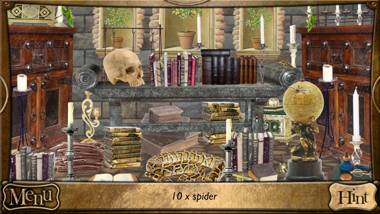 Detective Sherlock Holmes - Hidden Objects screenshot-2