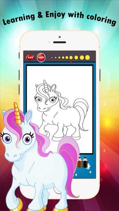 Mi unicornio para colorear libro para niños de 1-10: juegos gratis ...