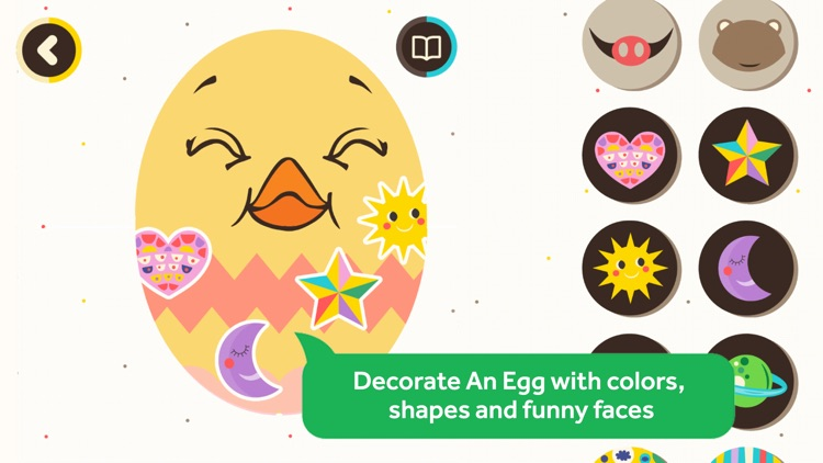 Little Chickies (Los Pollitos) by Canticos - Sing, Play & Learn with Latino Nursery Rhymes screenshot-3