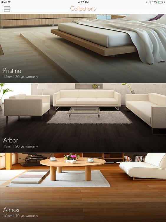 Mikasa Floors (iPad)