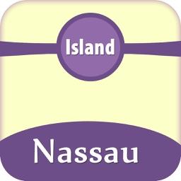 Nassau Island Offline Map Tourism Guide