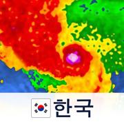 레이더 영상 한국 무료