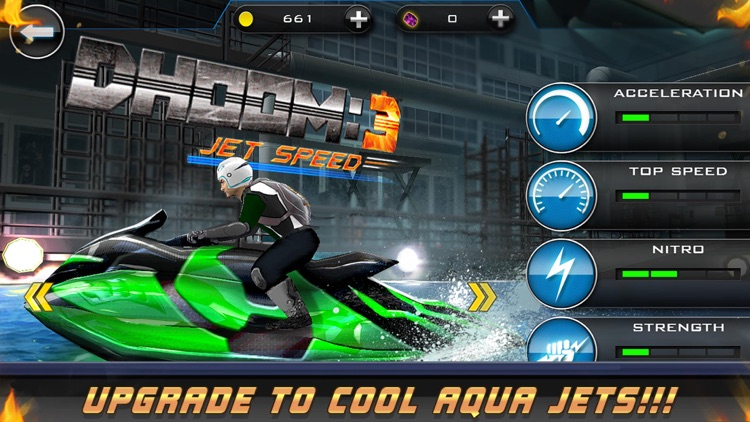 Dhoom:3 Jet Speed screenshot-2