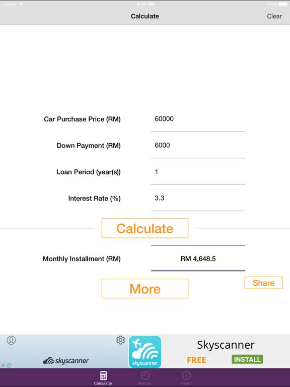 Car Loan Calculator App >> Malaysia Car Loan Calculator App Price Drops