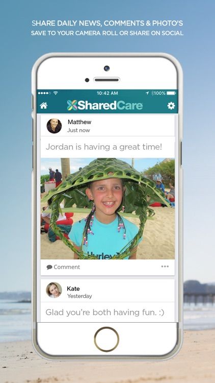 SharedCare - Joint Custody Organizer & Co-Parenting App screenshot-2