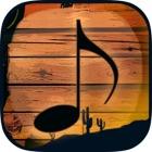 カントリー ミュージック 着メロ – 音, ノイズ そして メロディ ために iPhone icon