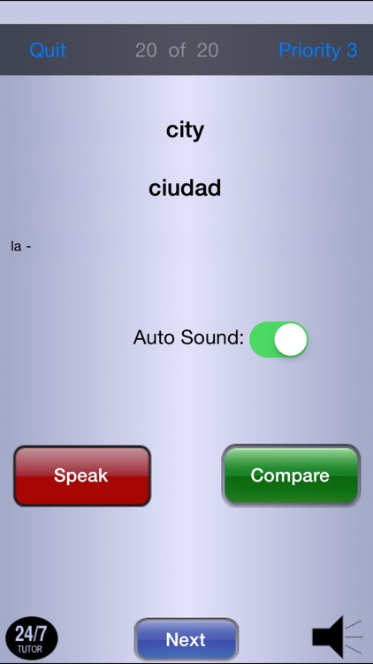 Learn Spanish 24/7 FREE Language Learning screenshot-4