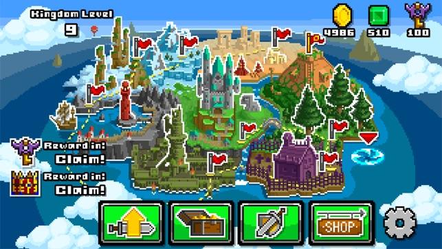 Combo Quest 2 Screenshot