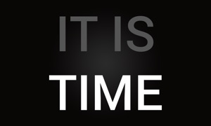 It is Time - Natural Language Clock