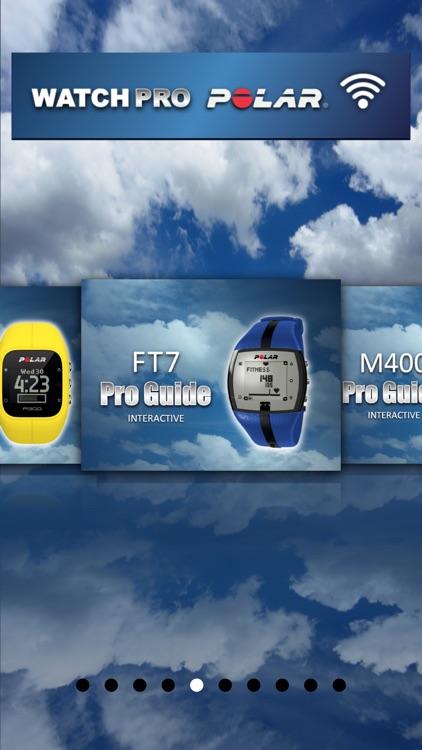 Watchpro for Polar Watch screenshot-3