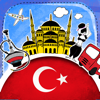 Turkish Phrasi - Free Offline Phrasebook with Flashcards, Street Art and Voice of Native Speaker