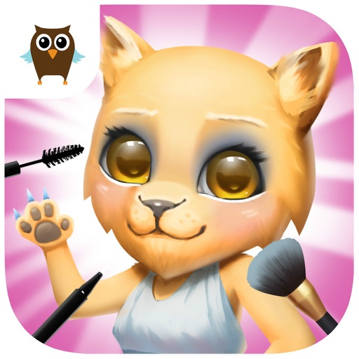 Zooville Animal Town - Hair Salon, Makeup, Doctor, Cooking & Dress Up