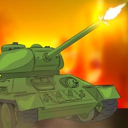 Army Frontline Tower Brigade: Modern Commando Tank Conflict