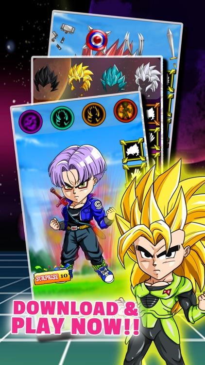 DBZ Goku Super Saiyan Creator - Dragon Ball Z Edition screenshot-4