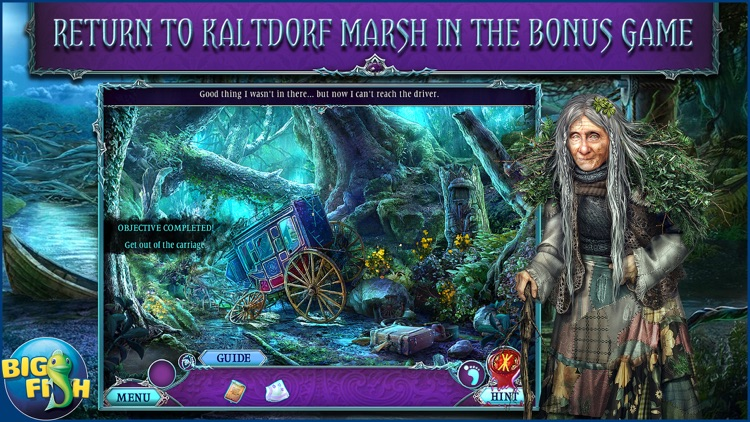 Myths of the World: The Whispering Marsh - A Mystery Hidden Object Game (Full) screenshot-3