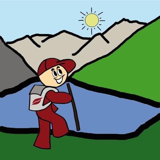 Wandern Vilsalpsee Tannheim icon