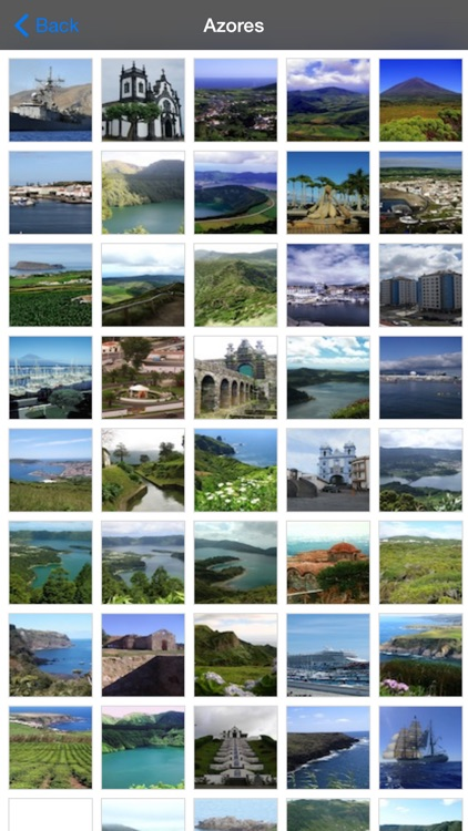 Azores Island Offline Guide screenshot-4
