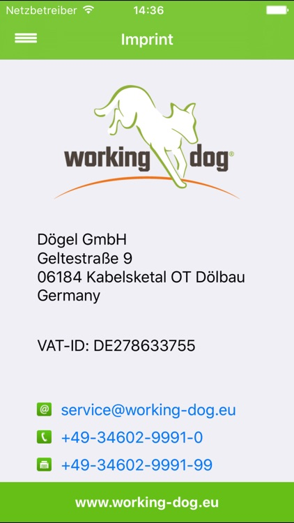 Tracking-Dog screenshot-4