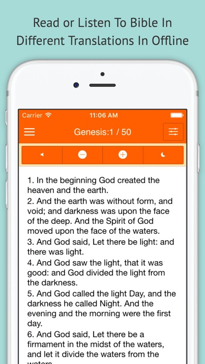 Bible Offline - Read Bible, Verses, Bible For Feelings And More screenshot-2