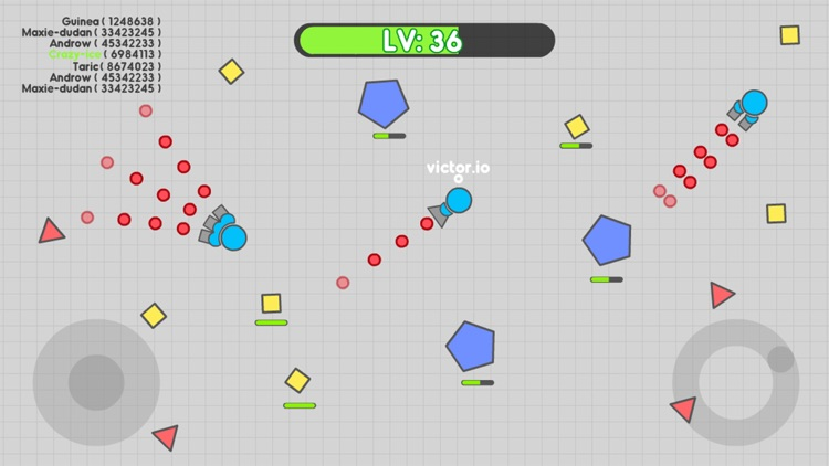 Tank.io War - Multiplayer Mobile Online Games screenshot-1