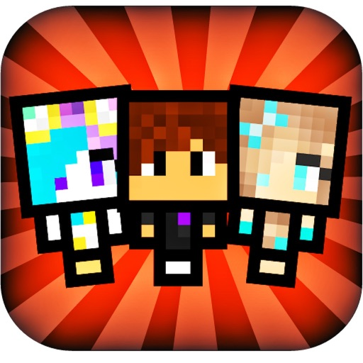 Best Custom HD Skins For Minecraft Pe By Hockey Pink - Skins para minecraft pe apk