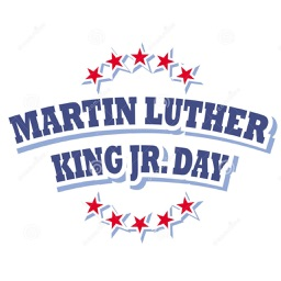 Martin Luther King Day Stickers