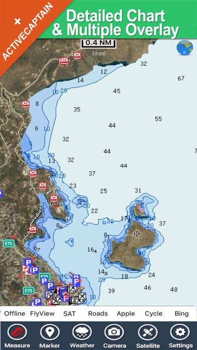 Crete (Greece) HD - GPS Charts