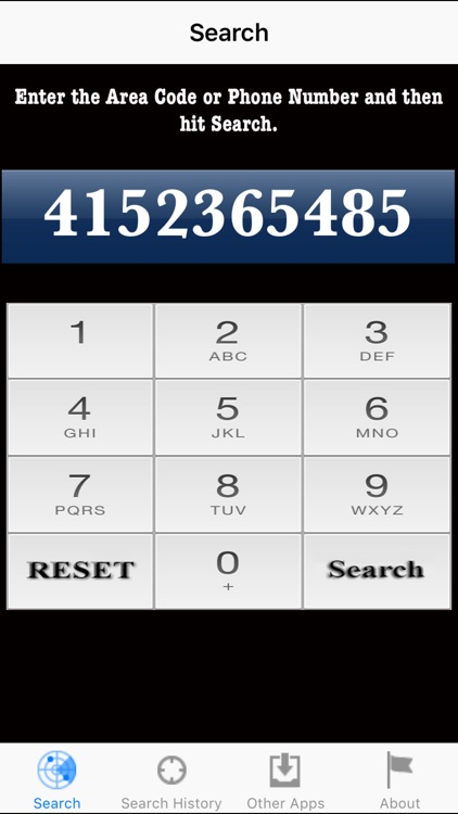 Number Locator Pro screenshot-1