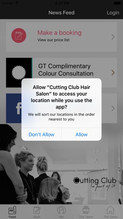 Cutting Club Hair Salon-0