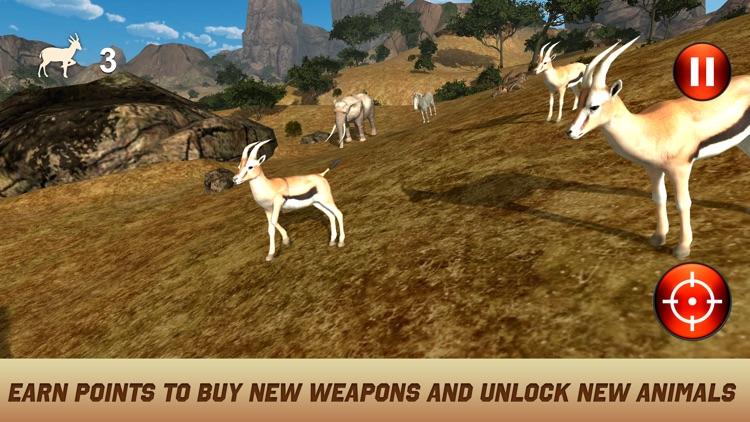 Wild Safari Hunting Simulator 3D screenshot-3